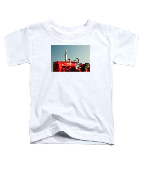 Mccormick-deering Farmall M Toddler T-Shirt