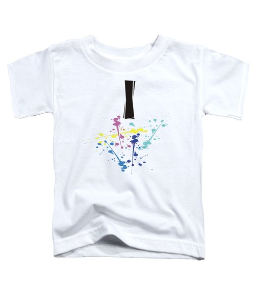 Me Myself And I Toddler T-Shirt by Jacquie King