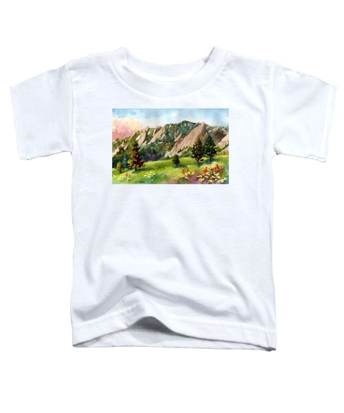 Meadow At Chautauqua Toddler T-Shirt