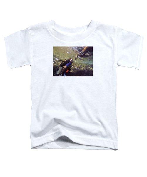 Meet The Sea Lions Toddler T-Shirt