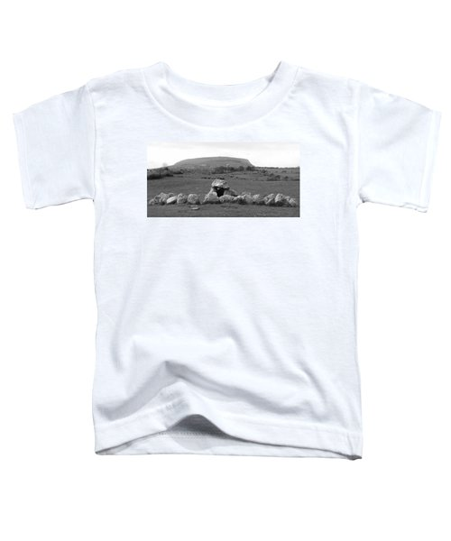 Megalithic Monuments Aligned Toddler T-Shirt
