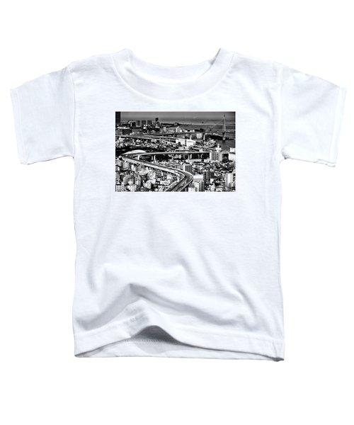 Megapolis Toddler T-Shirt