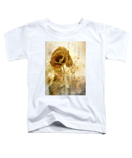 Memories And Time Toddler T-Shirt