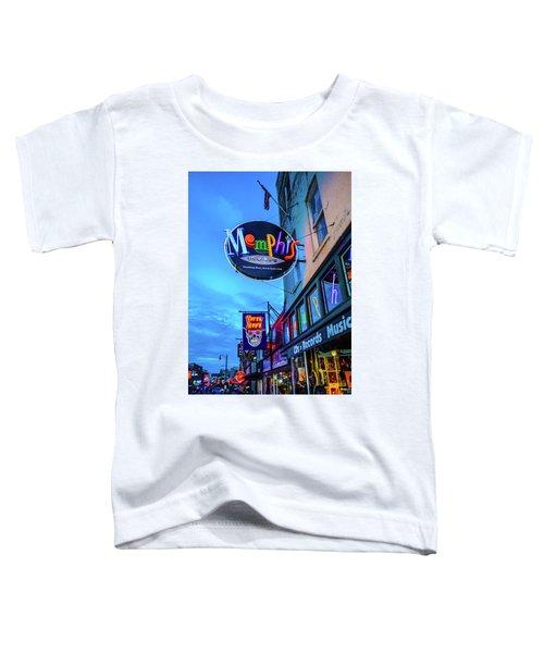 Memphis Soul Toddler T-Shirt