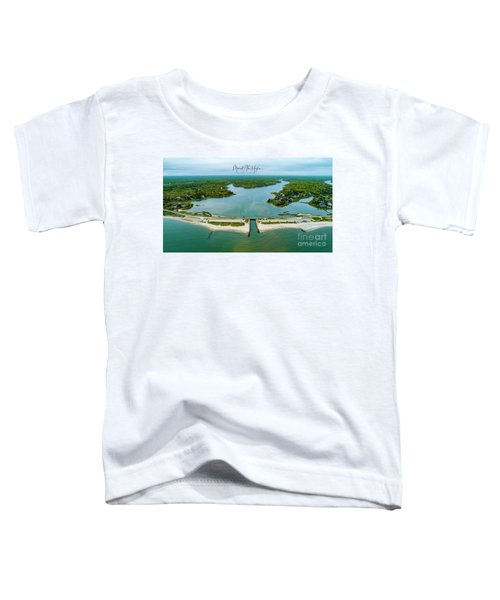 Menauhant Beach Toddler T-Shirt