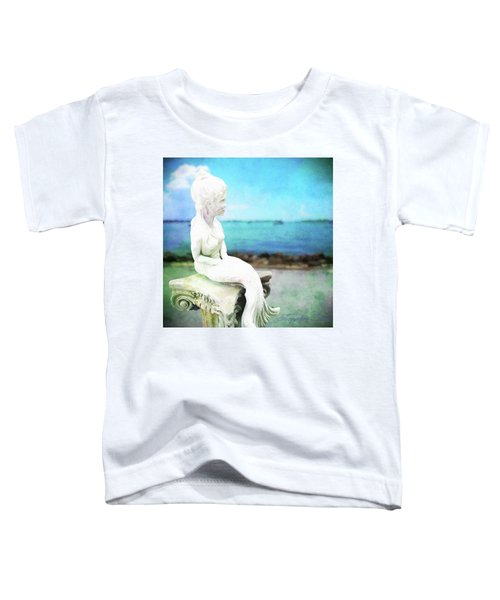 Mermaid Lisa Toddler T-Shirt