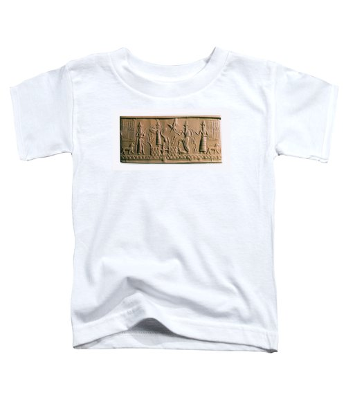 Mesopotamian Gods Toddler T-Shirt