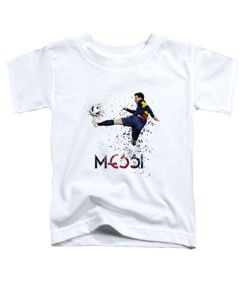 Messi Toddler T-Shirt