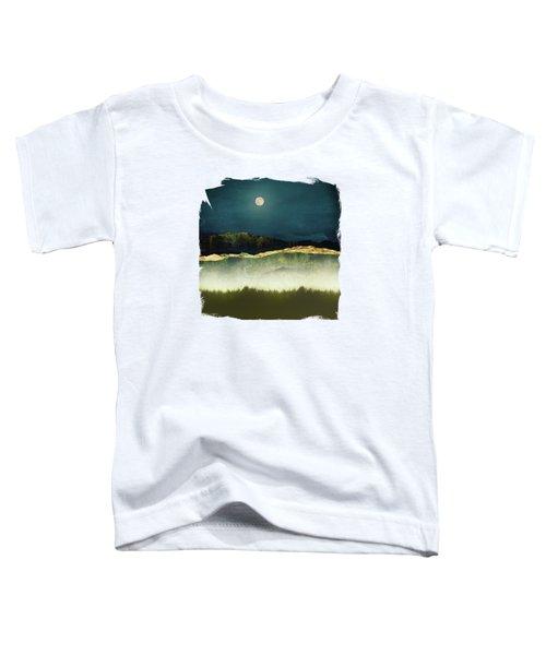 Midnight Moonlight Toddler T-Shirt
