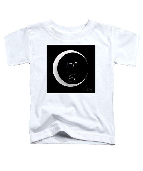 Moonlight Rendezvous 2 Toddler T-Shirt