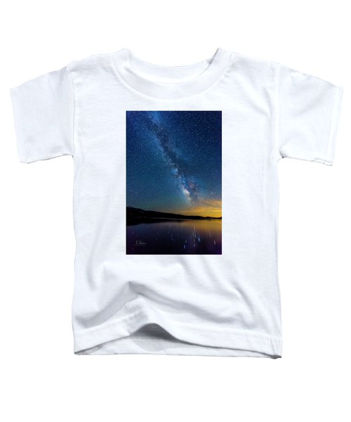 Milky Way 6 Toddler T-Shirt