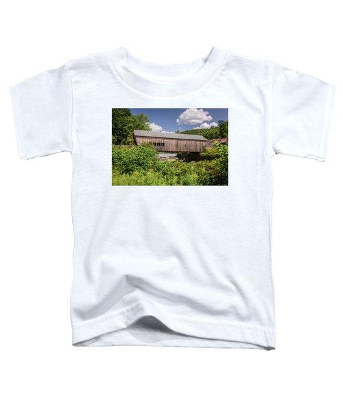 Mill Bridge Toddler T-Shirt
