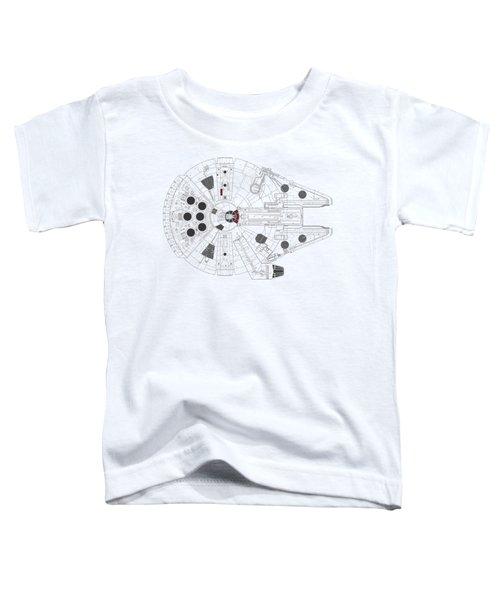 Millennium Falcon I Toddler T-Shirt