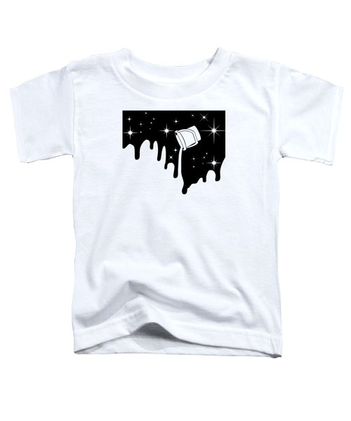 Minimal  Toddler T-Shirt by Mark Ashkenazi