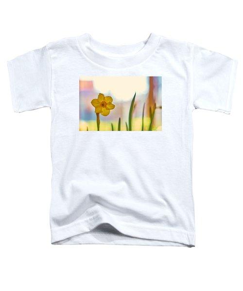 Miss Yellow Toddler T-Shirt