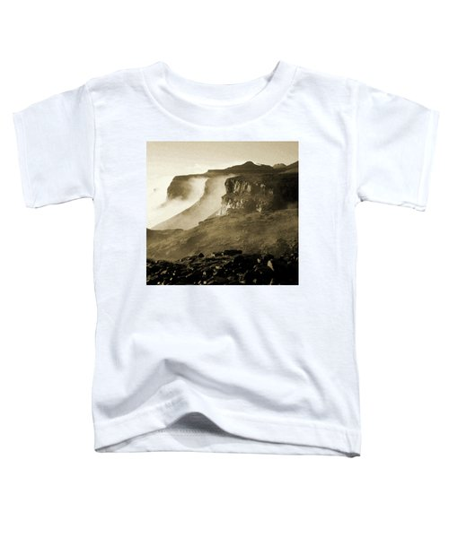 Mist In Lesotho Toddler T-Shirt