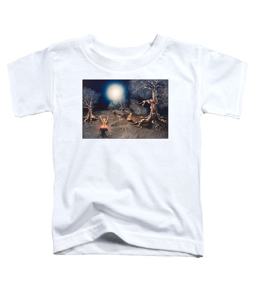 Mistery Of Cosmic Obsession Toddler T-Shirt