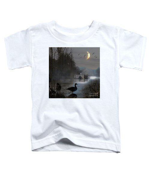 Misty Moonlight Toddler T-Shirt