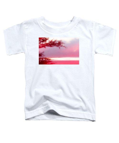 Misty Morn Toddler T-Shirt