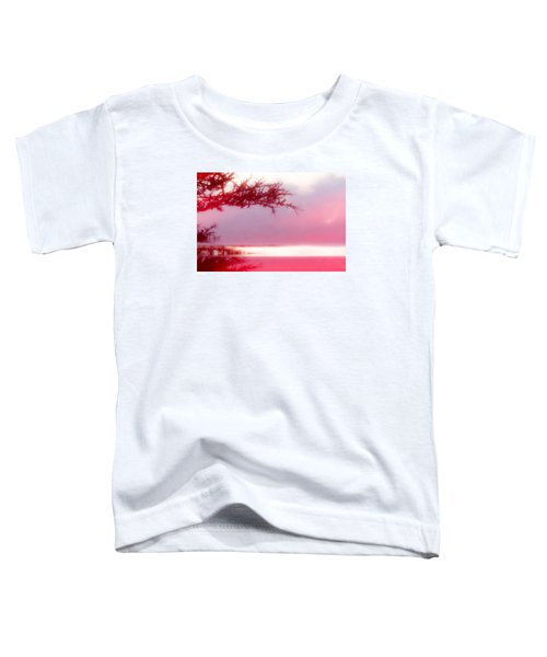 Misty Morn Toddler T-Shirt