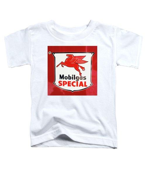 Mobilgas Vintage 82716 Toddler T-Shirt