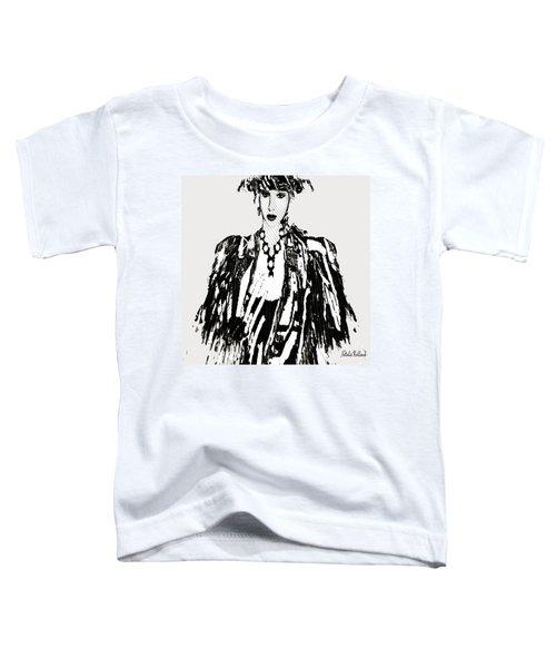 Modern Fashion Toddler T-Shirt
