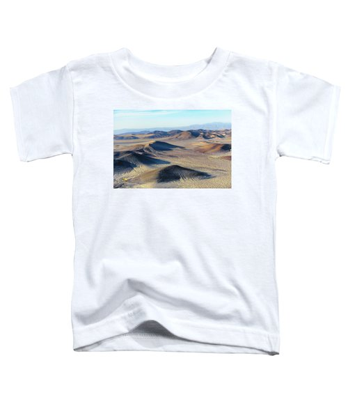 Toddler T-Shirt featuring the photograph Mojave Desert by Jim Thompson