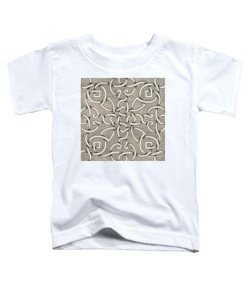 Mollet Design For A Parterre Toddler T-Shirt