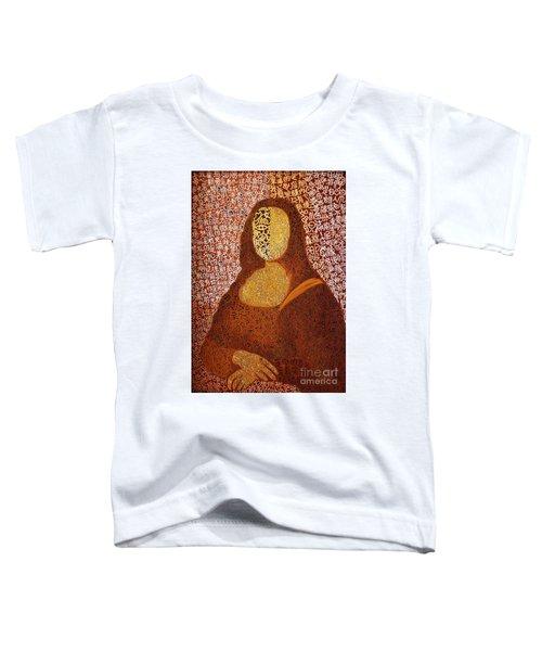 Monalisa Toddler T-Shirt