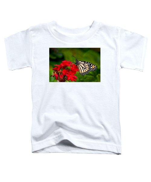 Monarh Butterfly Toddler T-Shirt