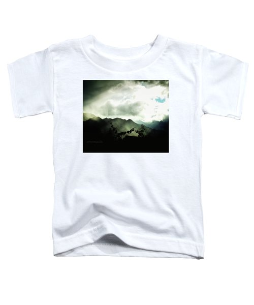 Moody Weather Toddler T-Shirt