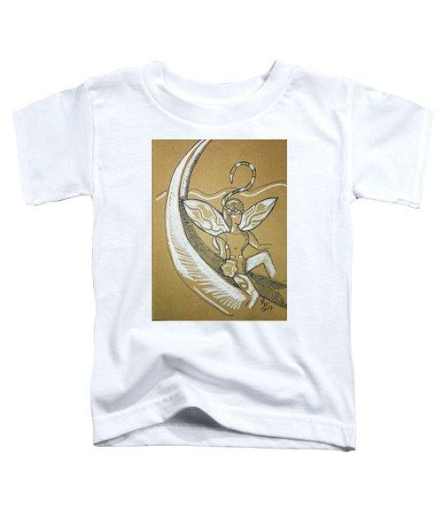 Moon Fairy Toddler T-Shirt