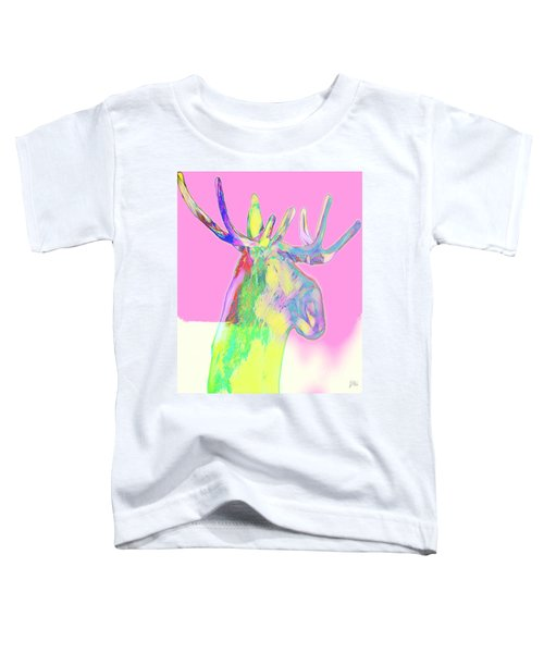 Moosemerized Toddler T-Shirt