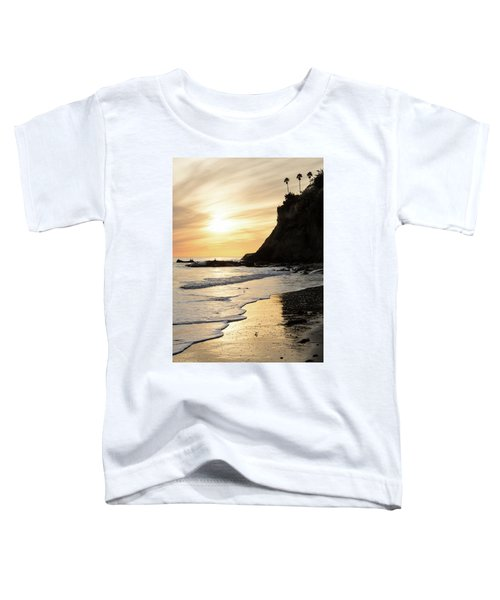 More Mesa Sunset West Toddler T-Shirt