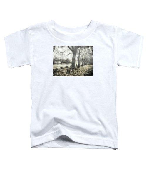More Than A Bit Arty Toddler T-Shirt
