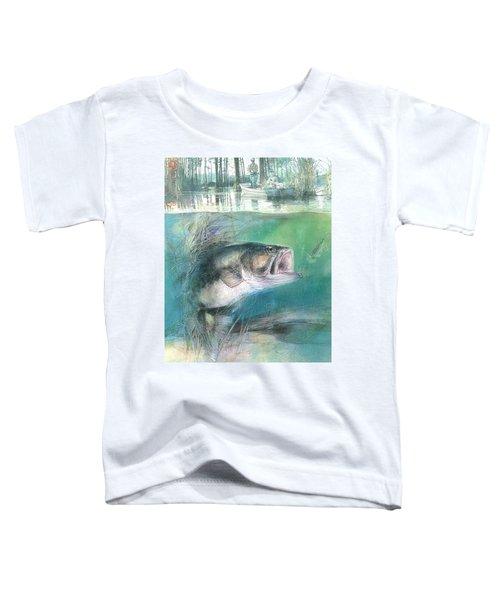 Morning Catch Toddler T-Shirt