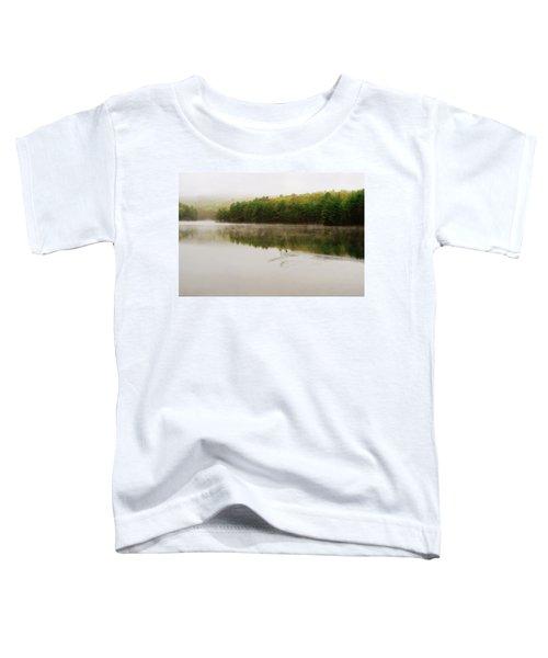 Morning Fog Toddler T-Shirt