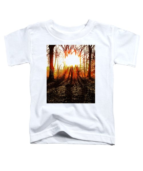 Morning Glow Toddler T-Shirt