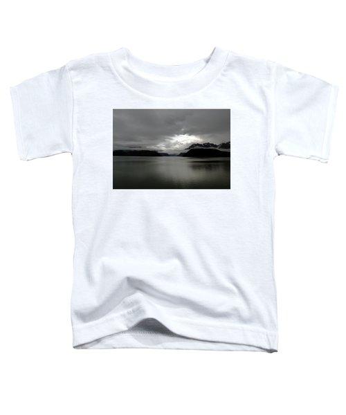 Morning In Alaska Toddler T-Shirt