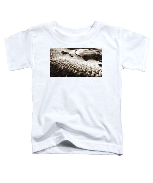 Morning Mushroom Top Toddler T-Shirt
