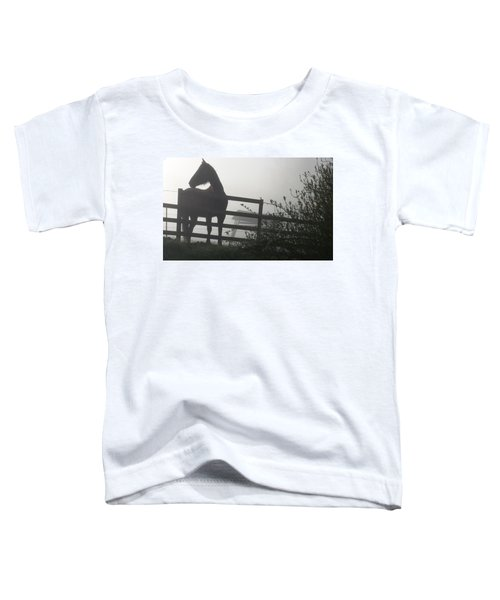 Morning Silhouette #2 Toddler T-Shirt