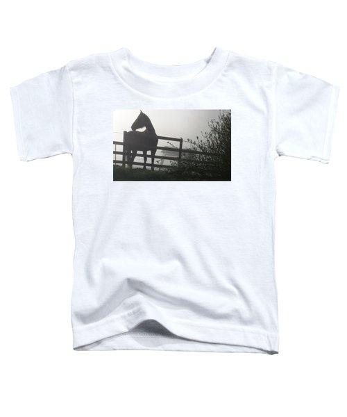 Morning Silhouette #2 Toddler T-Shirt