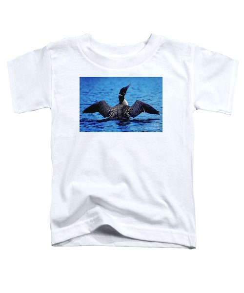 Morning Stretch Toddler T-Shirt