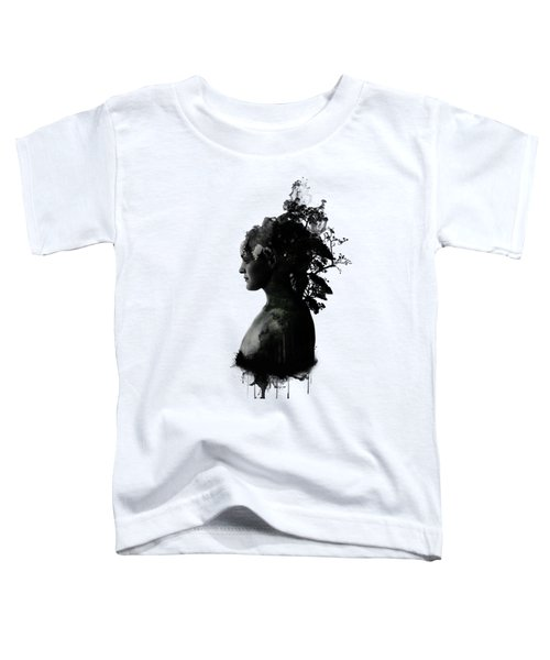 Mother Earth Toddler T-Shirt by Nicklas Gustafsson