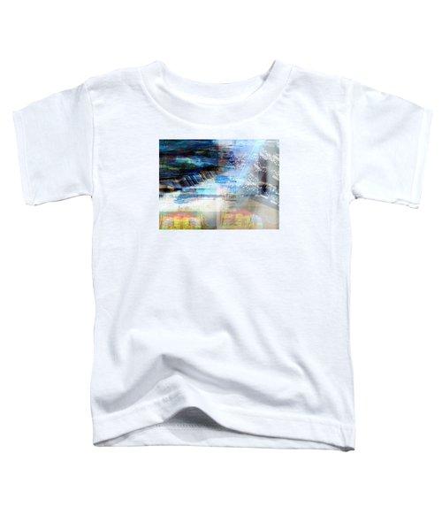 Motivational Piano Toddler T-Shirt