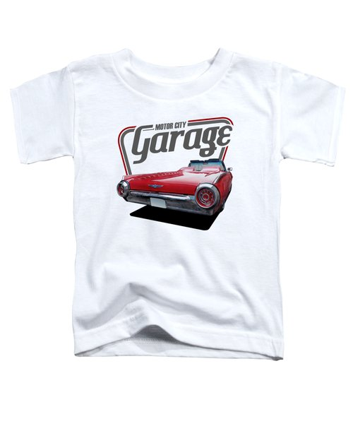 Motor City Thunderbird Toddler T-Shirt