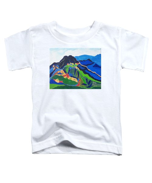 Mount Canigou Toddler T-Shirt