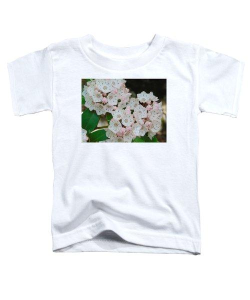 Mountain Laurel Toddler T-Shirt