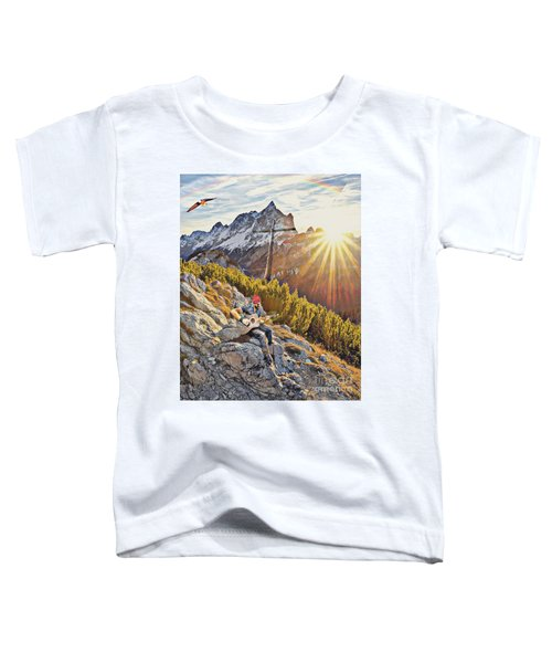 Mountain Of The Lord Toddler T-Shirt