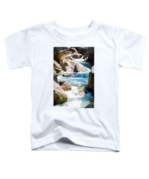Mountain Spring Water Toddler T-Shirt